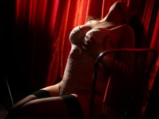 Hình ảnh đại diện sexy của người mẫu QuinbyVenturini để phục vụ một show webcam trực tuyến vô cùng nóng bỏng!