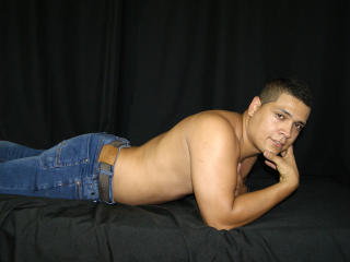 Picture of the sexy profile of Rayko, for a very hot webcam live show !