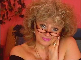 Sexet profilfoto af model RoyalTits, til meget hot live show webcam!