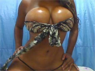Sexet profilfoto af model Salomet, til meget hot live show webcam!