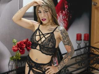 Model SarahFowler'in seksi profil resmi, çok ateşli bir canlı webcam yayını sizi bekliyor!