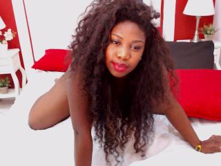 Photo de profil sexy du modèle Scarlee, pour un live show webcam très hot !