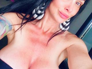 Photo de profil sexy du modèle SexyCynthyaX, pour un live show webcam très hot !