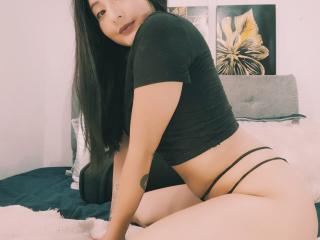 Foto de perfil sexy de la modelo Shanaya, ¡disfruta de un show webcam muy caliente!