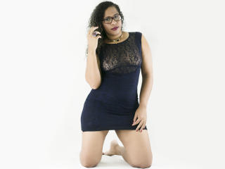 Sexet profilfoto af model ShantalSquirt, til meget hot live show webcam!