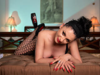 Photo de profil sexy du modèle SwitchGoddess, pour un live show webcam très hot !