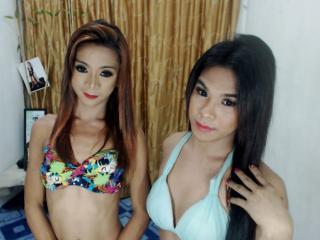 Фото секси-профайла модели TwoAmazingShemale, веб-камера которой снимает очень горячие шоу в режиме реального времени!