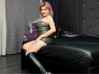 Velmi sexy fotografie sexy profilu modelky UrFetishGoodness pro live show s webovou kamerou!