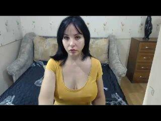 Velmi sexy fotografie sexy profilu modelky ValeryOneX pro live show s webovou kamerou!