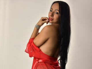 Picture of the sexy profile of VictoriaGil, for a very hot webcam live show !