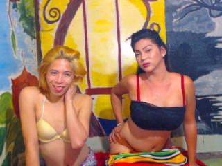 Hình ảnh đại diện sexy của người mẫu Virgintscouple để phục vụ một show webcam trực tuyến vô cùng nóng bỏng!