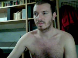 Picture of the sexy profile of WildBoyHot, for a very hot webcam live show !