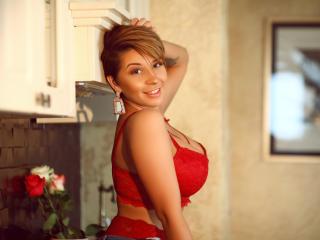 Foto de perfil sexy de la modelo XDashingCarla, ¡disfruta de un show webcam muy caliente!
