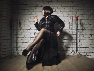 Velmi sexy fotografie sexy profilu modelky XtremePlay pro live show s webovou kamerou!