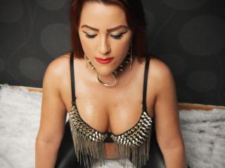 Foto de perfil sexy da modelo YourOnlySub69, para um live show muito quente!
