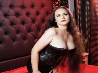 Velmi sexy fotografie sexy profilu modelky Yumalay pro live show s webovou kamerou!