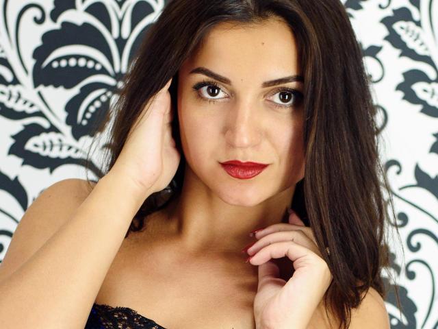 Photo de profil sexy du modèle DashaA, pour un live show webcam très hot !