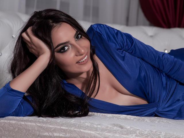 Velmi sexy fotografie sexy profilu modelky NinaGomez pro live show s webovou kamerou!