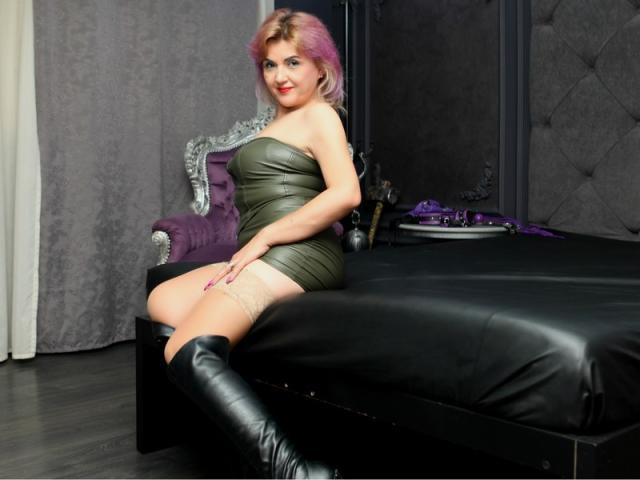 Foto de perfil sexy de la modelo UrFetishGoodness, ¡disfruta de un show webcam muy caliente!