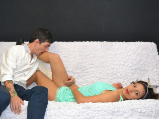 ChrisAndAnne - Sexy live show with sex cam on XloveCam