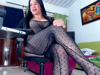 TsAlexa - Chat nude with this shaved sexual organ Trans