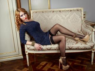 CelineDomme - Sexy live show with sex cam on XloveCam