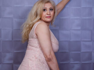 MatureEroticForYou - Chat cam exciting with a golden hair Sexy mother