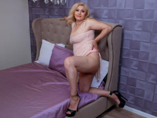 MatureEroticForYou - Webcam sex with a White MILF