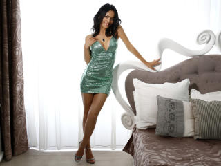 IreneCurtiz - Live chat exciting with a brunet Sexy girl