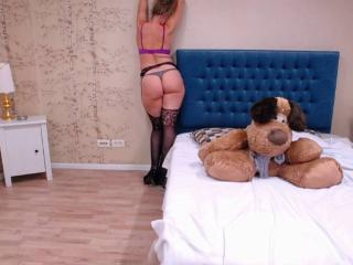 LadyMariahX - Live sex with a average constitution Sexy mother