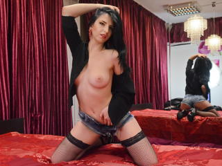 EvanseRhonna - Sexy live show with sex cam on XloveCam®