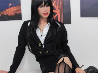 CandleLover - Live chat xXx with this black hair Transgender
