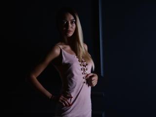 Sexy nude photo of DashaEmerald