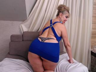 LadyMariahX - Show live hard with a so-so figure Mature
