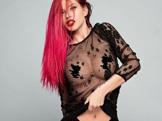FoxyDevilish - Live chat xXx with a red hair Sexy babes