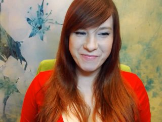 NoemiBB - Webcam live exciting with a red hair Hot chicks