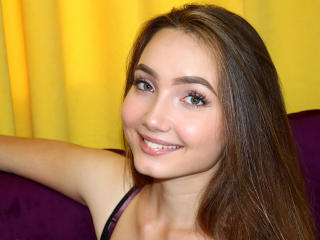 FlirtyKittyS - Live cam sex with a Hard young lady with average hooters