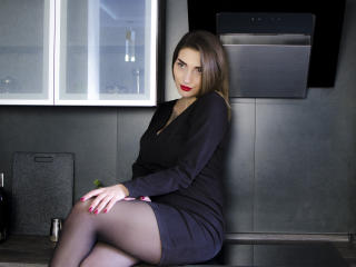Sexet profilfoto af model KarynSweet, til meget hot live show webcam!