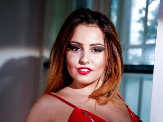 Foto de perfil sexi, da modelo ObedientKatie, para um live show webcam muito quente!