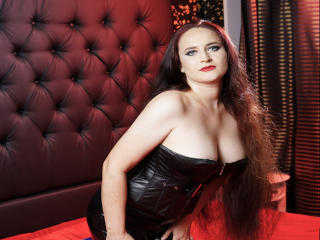 Photo de profil sexy du modèle MistressYumalay, pour un live show webcam très hot !