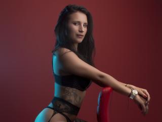 תמונת פרופיל סקסית של Bastett למופע חי מאוד סקסי!