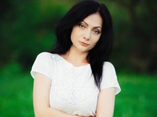 Photo de profil sexy du modèle LanaxGlory, pour un live show webcam très hot !