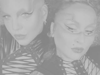 תמונת פרופיל סקסית של TwoAmazingFuckers למופע חי מאוד סקסי!