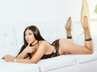 Picture of the sexy profile of Sammy69, for a very hot webcam live show !