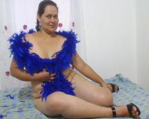 Picture of the sexy profile of SweetMatureLady, for a very hot webcam live show !