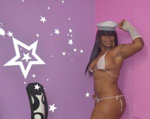 Picture of the sexy profile of CandiLove, for a very hot webcam live show !