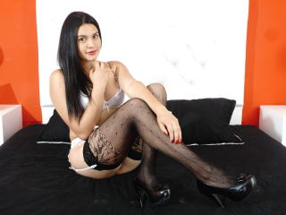 Picture of the sexy profile of FranchescaDeLuca, for a very hot webcam live show !