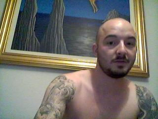 Foto van het sexy profiel van model BillyBedrock, voor een zeer geile live webcam show!