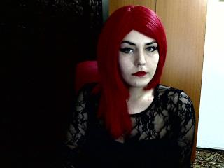 Photo de profil sexy du modèle MissMargareth, pour un live show webcam très hot !