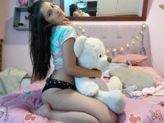 Bild på den sexiga profilen av SophiaCollinss för en väldigt het liveshow i webbkameran!